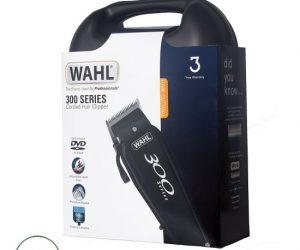 Wahl 300 Series Mains Hair Clipper Kit