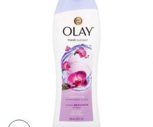 Olay Soothing Orchid & Black currant Body Wash - 700ml