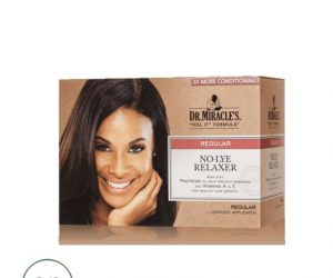 Dr. Miracle's No Lye Relaxer Kit