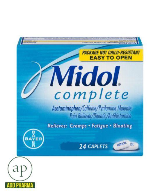 Midol Complete - 24 Caplets