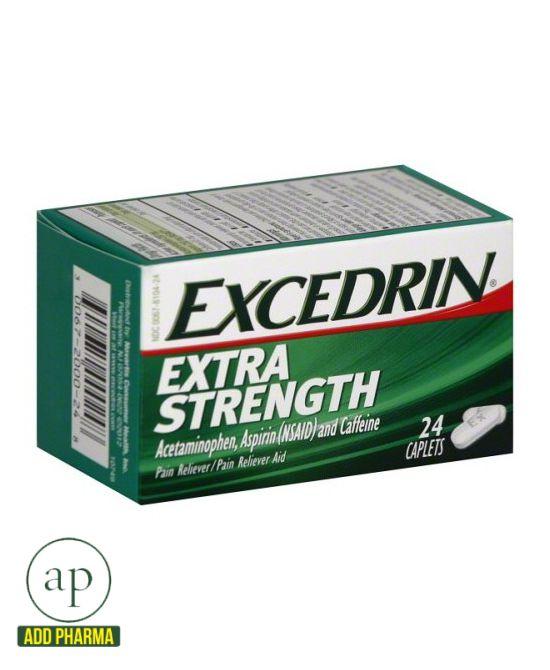 Excedrin Extra Strength - 24 Caplets