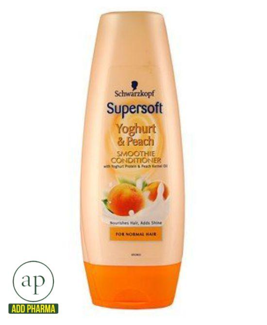 Schwarzkopf Yoghurt & Peach Smoothie conditioner- 300ml