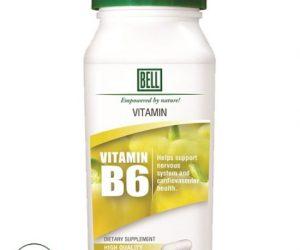Bell #310 Vitamin B6 - 60 capsules