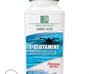 Bell #920 L-Glutamine - 100 Capsules