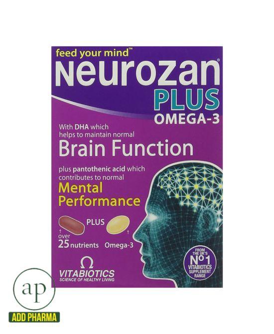 Neurozan Plus - 56 Capsules