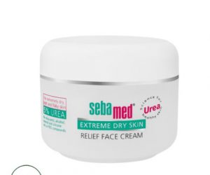 Sebamed Extreme Dry Skin Relief Face Cream 5% Urea - 50 ml