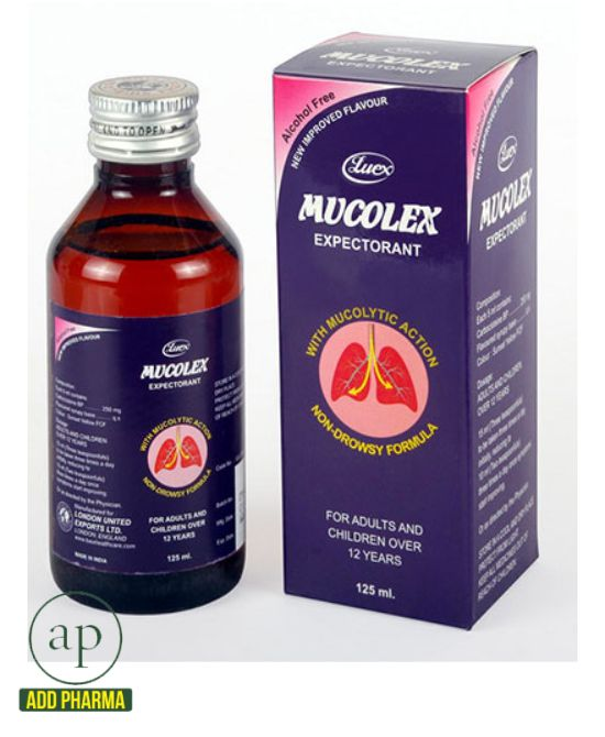 Mucolex Adult - 125ml