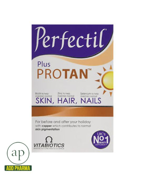 Perfectil Plus Protan - 60 Tablets