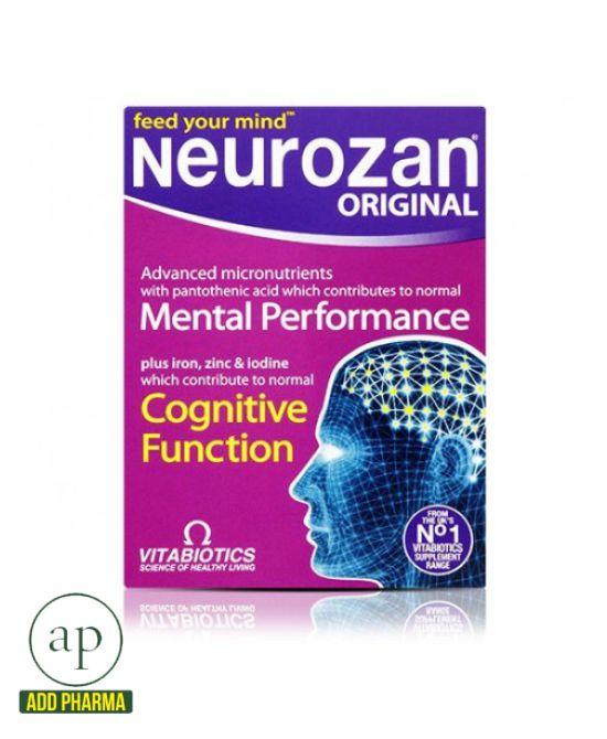 Neurozan Original - 30 Tablets