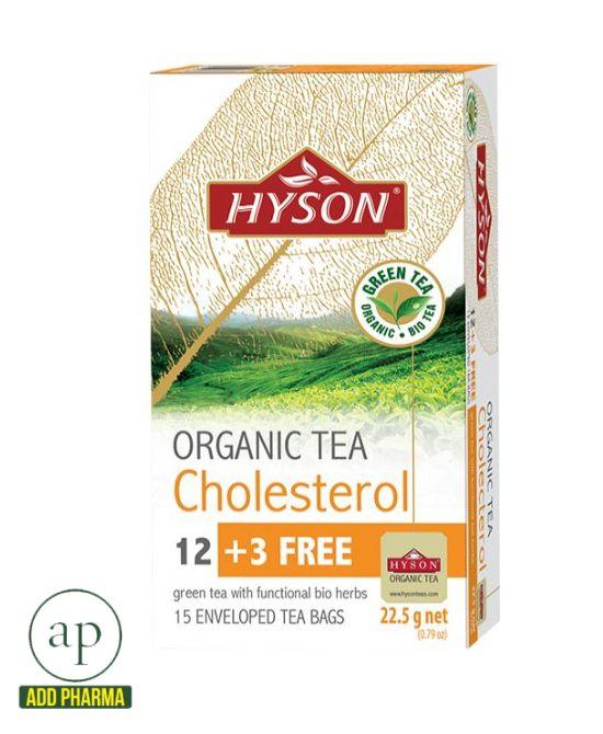 Hyson Organic Cholesterol Tea