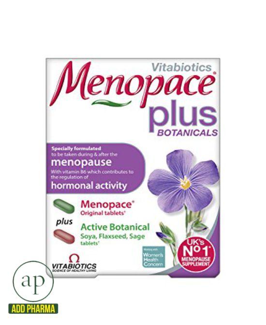 Menopace Plus - 56 Tablets