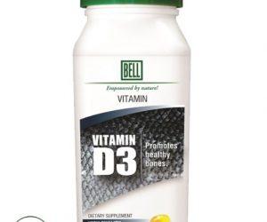 Bell #335 Vitamin D3 - 180 softgels