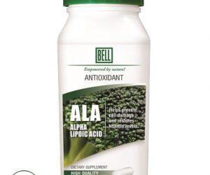 Bell #505 Alpha Lipoic Acid - 60 capsules