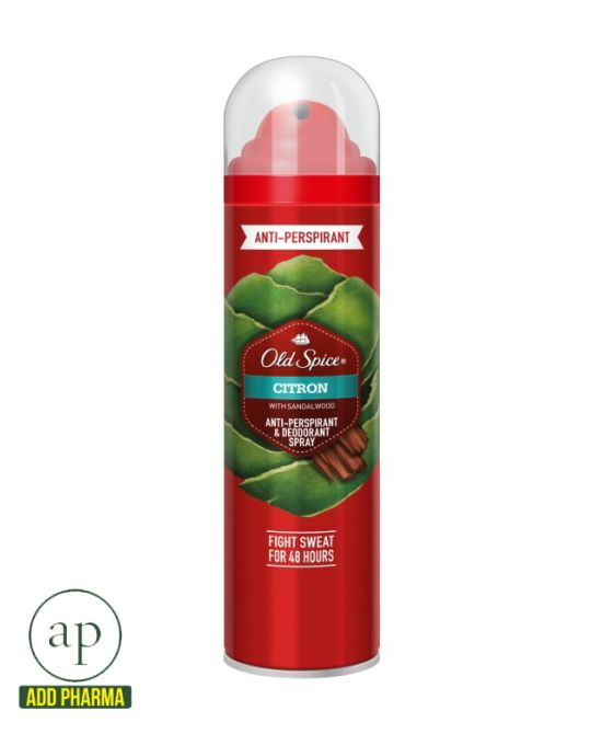 Old Spice Citron Anti-perspirant for men - 125ml