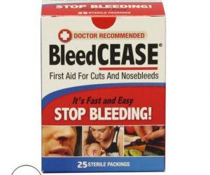 BleedCEASE - 25 Sterile Packings