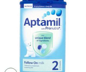 Aptamil 2 Follow On Milk Powder 6+ Mths - 900g