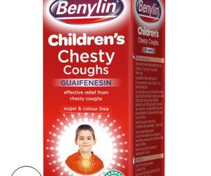 Benylin Children's Chesty Coughs 6-12 Years - 125ml