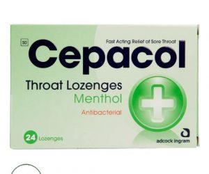 Cepacol Menthol - 24 Throat Lozenges