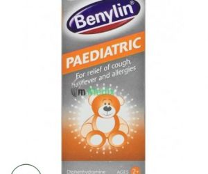 Benylin Paediatric Syrup – 100ml