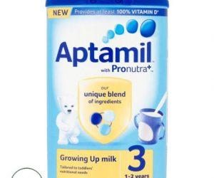 Aptamil 3 Growing Up Milk Powder 1-2 Yrs - 900g