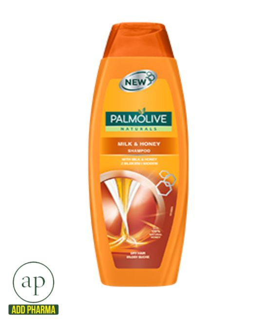 Palmolive Naturals Milk & Honey Shampoo - 350ml