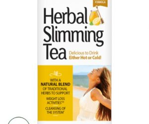 21ST Century® Herbal Slimming Tea Honey Lemon - 24 tea bags
