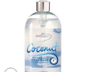 Astonish Anti Bacterial Coconut Hand Wash - 500ml