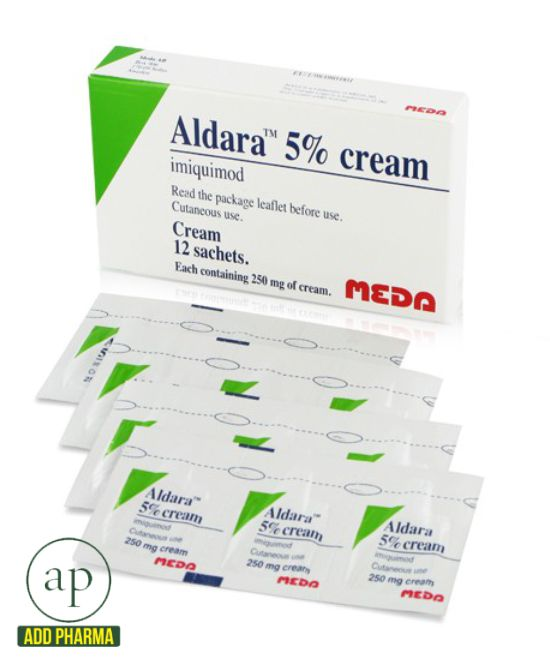 Aldara 5% - 250mg - $24.99 - Amazon4Health.com