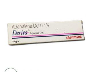 Deriva Aqueous gel adapalene 0.1% - 15g