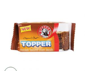 Bakers Topper Chocolate Biscuit - 250G