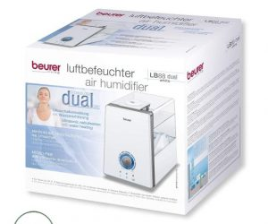 Beurer Hot/Cold Air Humidifier - White LB88
