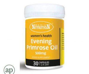 Basic Nutrition Evening Primrose Oil - 30 Capsules