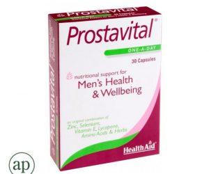 HealthAid Prostavital - 30 Capsules