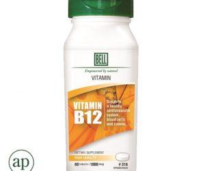 Bell Vitamin B12 - 60 tablets