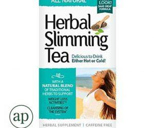 21ST Century® Herbal Slimming Tea All Natural - 24 Tea Bags