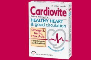 Cardiovite - 30 Tabs