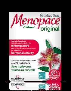 Menopace Original - 30 Tablets