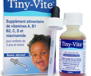 Tiny-Vite Drops - 50 Ml