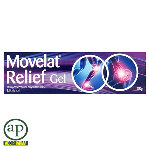 Movelat Relief Gel - 80g
