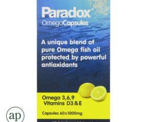 Paradox Omega Capsules - 30 Caps