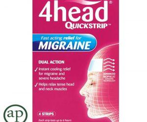 4Head Quickstrip - 4 strips