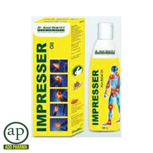 Impresser Oil - 100ml