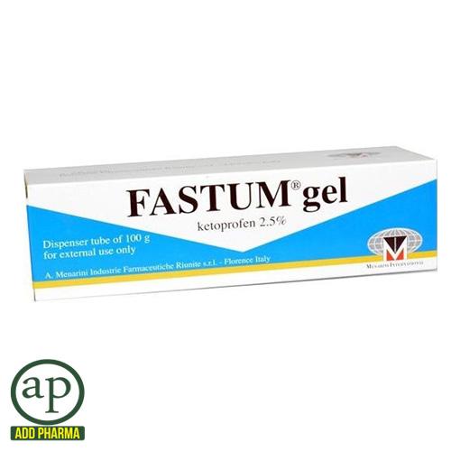 Fastum Ketoprufen Gel - 100g