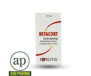 Betacort Drop : 0.1% : 10ml